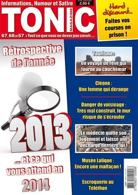 Tonic 176 - janvier 2014