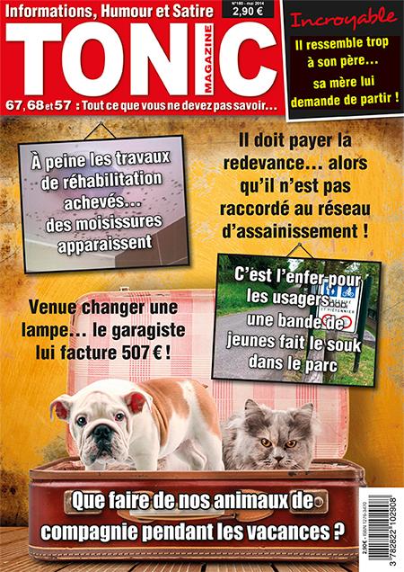Tonic 180 - Mai 2014