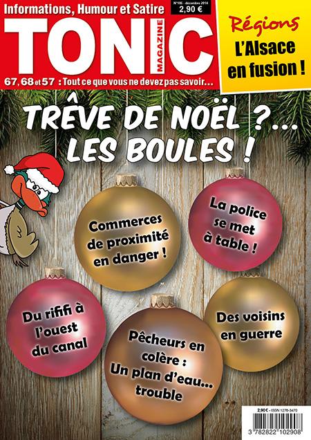 Tonic 186 - Décembre 2014