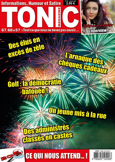 Tonic 187 - Janvier 2015