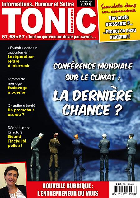 Tonic 189 - Mars 2015