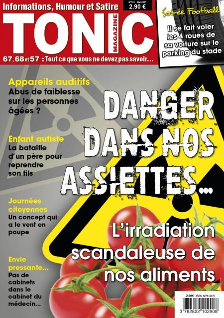 Tonic 191 - Mai 2015