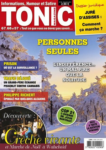Tonic 197 - Décembre 2015
