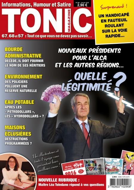 Tonic 198 - Janvier 2016