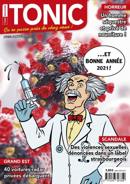 Tonic 252 - Janvier 2021
