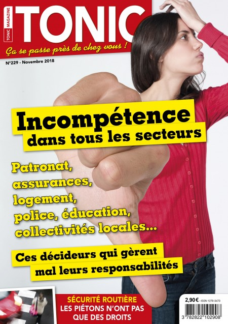 magazine » Tonic magazine : Informations, humour et satire – 67 ...